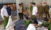 Phát hiện kho nghi sản xuất hàng giả số lượng lớn tại Thanh Hóa