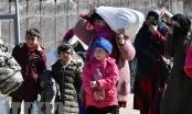 Ngày càng nhiều người di cư từ Syria và Afghanistan vào EU
