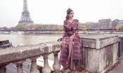Ngọc Duyên hóa quý cô quý tộc tới Paris xem show Victoria's Secret 2016