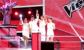 Tập 1 Vòng đối đầu Giọng hát Việt: Lộ diện 5 gương mặt đầu tiên bước vào vòng liveshow