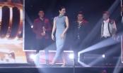 """Thần tượng Bolero 2017 tập 5: """"Chết cười"""" với màn đọ catwalk của 4 HLV với hotboy 1m8"""