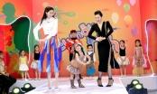 MC Thanh Mai rạng rỡ đọ sắc cùng Á hậu Thanh Tú trong Siêu mẫu nhí
