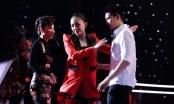 Tập 9 Giọng hát Việt 2017, Thu Minh bị chê ác, Tóc Tiên sử dụng quyền cứu Đào Tín từ team Thu Minh