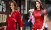 Hoa hậu Việt Nam Thế giới bất ngờ khi bị nhận nhầm là Phạm Hương
