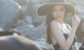 Hoa hậu Ngọc Duyên diện monokini lộ vòng eo 58cm đầy gợi cảm