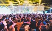 Wang trần lôi kéo khán giả nước ngoài hát nhạc việt trong đêm nhạc EDM Festival