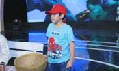 """Bất ngờ tài diễn xuất của """"hotboy nhí"""" 8 tuổi tại Tiếu Lâm Tứ Trụ Nhí"""