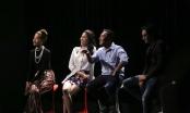 Đạo diễn Quang Dũng ấn tượng mạnh mẽ với cách diễn xuất của nàng thỏ Thiên Nga team Minh Tú
