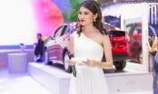 Á hậu Thuỳ Dung tiếp tục lấn sân vai trò MC song ngữ