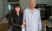 """Vượt 200km, Hoa hậu Hằng Nguyễn xúc động khi hội ngộ """"nghệ nhân"""" Lãnh Mỹ A"""