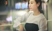 Á hậu Ngô Thùy Linh lên đường làm giám khảo thẩm mỹ quốc tế