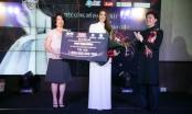 Phạm Hương được Hiệp hội JLAN trao 1 tỉ đồng để phát học bổng