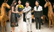 Bản sao Tăng Thanh Hà làm vedette cho NTK Hà Duy