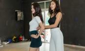 Rèn luyện cùng Nguyễn Thị Loan, trình độ catwalk của Á hậu Thuỳ Dung đã tiến bộ thế này!