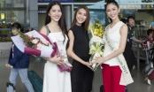 Hà Thu chính thức lên đường tham gia Miss Earth 2017