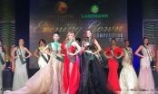 Hà Thu tiếp tục giành huy chương đồng phần thi Trình diễn trang phục dạ hội