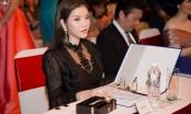 Lý Nhã Kỳ kiêu sa ngồi ghế nóng đêm Sơ kết Miss Grand International 2017