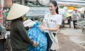 """Vượt 86 thí sinh, Hà Thu thắng kép Hoa hậu Ảnh và """"Chiến binh Trái đất"""""""
