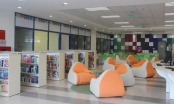 Thư viện mới đẳng cấp, hoành tráng như ở trời Tây của ĐH Kinh tế Quốc dân