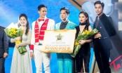 Giang Hồng Ngọc - Hòa Minzy nắm tay nhau giành giải nhất tuần đêm nhạc Duyên dáng bolero