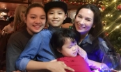 Phi Nhung hạnh phúc khoe con gái ruột xinh đẹp lần đầu về Việt Nam