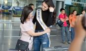 Tường Linh chính thức lên đường tham gia Miss Intercontinental 2017
