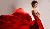 Đầu năm mới, Phạm Hương rạng rỡ sắc đỏ với hàng loạt tin vui