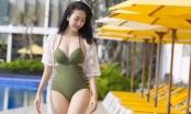 Hoa hậu ngành thiết kế Nhật Phượng khoe đường cong hoàn hảo không kém Ngọc Trinh