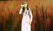 Thần tượng Bolero: Cô gái khiếm thị Quỳnh Trâm lấy nước mắt qua ca khúc Nỗi buồn mẹ tôi