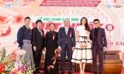 Phạm Hương, Tường Linh thân thiết cùng tham gia Lễ hội giao lưu văn hóa Việt Nhật
