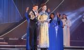 Jennifer Phạm lộng lẫy trong đêm chung kết Hoa hậu biển Việt Nam toàn cầu