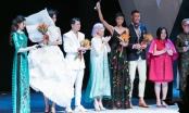 Hoa hậu H'Hen Niê, Á hậu Hoàng Thùy, Á hậu Mâu Thủy giữ vai trò vedette đêm bế mạc Vietnam International Fashion Week 2018