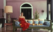 Người mẫu Trang Lạ chụp thời trang tại biệt thự riêng với phong cách Havana Cuba