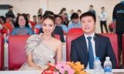 Phạm Hương xinh đẹp hết cỡ, làm giám khảo Miss Sakura 2018