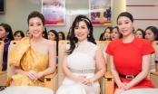 Hoa hậu Đỗ Mỹ Linh đọ sắc cùng các nàng hậu đàn chị tại Sơ khảo Khu vực phía Nam Hoa hậu Việt Nam