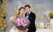 Vợ chồng ca sĩ Minh Quân - Á hậu Thanh Tuyền hạnh phúc tổ chức sinh nhật chung