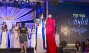 Trương Thị May diện áo dài nền nã, tìm kiếm Gương mặt Nữ sinh áo dài 2018