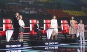 Vũ Cát Tường, Soobin Hoàng Sơn chăm sóc nhau tình bể bình tại The Voice Kids