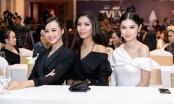 Á hậu Nguyễn Thị Loan, Thuỳ Dung đọ vai trần tại sự kiện