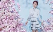 Top 5 Hoa hậu Việt Nam – Hồng Tuyết khoe nét tinh khôi với các thiết kế bay bổng