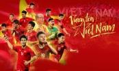 Bùi Anh Tuấn, Hoàng Tôn,  Gin Tuấn Kiệt cùng dàn sao Việt hát ca khúc ủng hộ U23