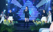 Lần đầu cầm mic, Hoa hậu Dy Khả Hân khoe giọng hát làm lay động lòng người
