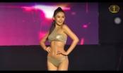 Hình thể hoàn hảo của Ngân Anh khiến thí sinh Miss Intercontinental thán phục