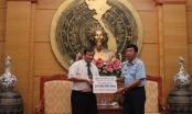 Công ty Lê Trực hỗ trợ 220 triệu đồng cho thân nhân các chiến sĩ trên máy bay Casa 212