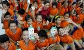 Vinamilk tiên phong trong sữa học đường vì một Việt Nam vươn cao