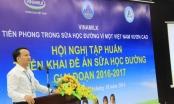 Vinamilk tiếp tục triển khai chương trình Sữa học đường tại Đà Nẵng