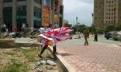 Kỳ 4 - Lùm xùm tại Dự án Happy Star: UBND phường Giang Biên cưỡng chế việc treo băng rôn của cư dân!