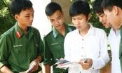 Khối trường quân sự: Tổ chức đăng ký sơ tuyển từ 10/3