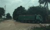 Bắc Ninh: Cảnh sát giao thông cũng bó tay trước binh đoàn xe tải