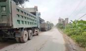 Bắc Ninh: Xe quá khổ, quá tải lộng hành tại huyện Tiên Du
